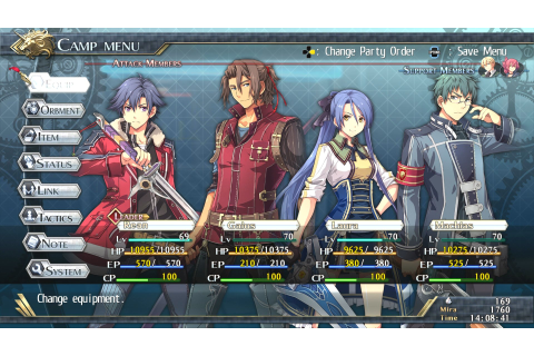The Legend of Heroes: Trails of Cold Steel II (PS4 ...