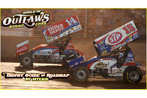 World of Outlaws Sprint Cars - Trophy Guide & Road Map ...
