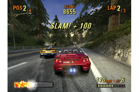 Burnout 3 Take Down Sony Playstation 2 Game