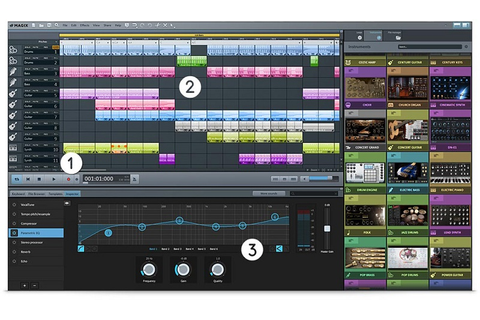 Download MAGIX Music Maker 2018 Full Version for PC – Apk ...