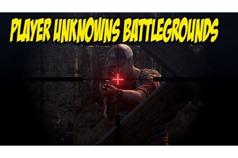 PLAYERUNKNOWNS BATTLEGROUNDS - THE BEST BATTLE ROYALE GAME ...