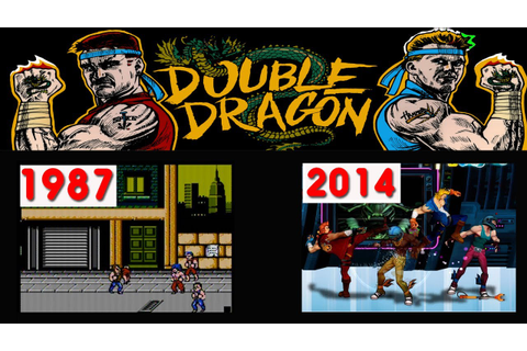 Double Dragon Game In 27 Years HD - YouTube