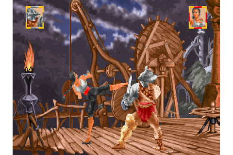 Download Savage Warriors | DOS Games Archive