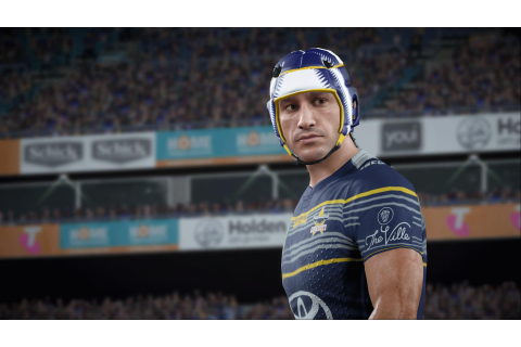 Rugby League Live 4 Announced and Boasts with Screenshots