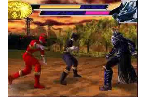 Download Power Rangers Wild Force PSX ISO High Compressed ...