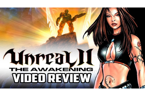 Unreal II: The Awakening PC Game Review - YouTube