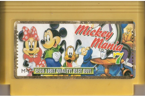 Mickey Mania 7 | Pirated Game Museum Wiki | FANDOM powered ...