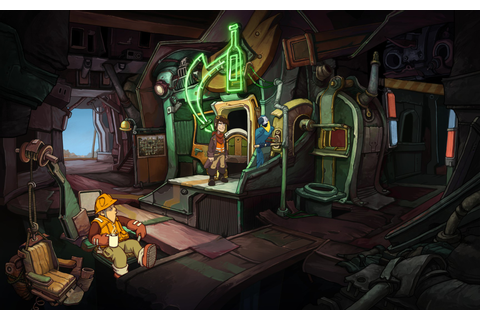 Download Deponia: The Complete Journey Full PC Game