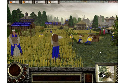 Warrior Kings - screenshots gallery - screenshot 6/9 ...