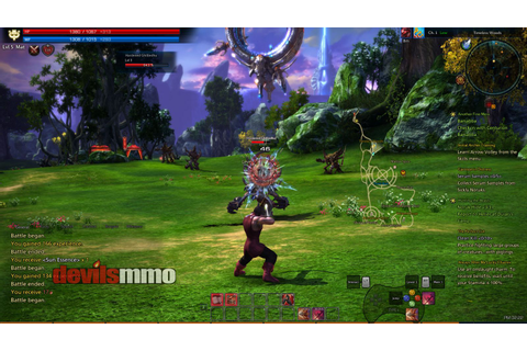 TERA Rising - TERA is now Free To Play - Play TERA Now