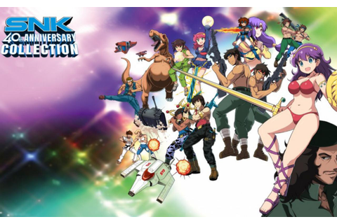 SNK 40th Anniversary Collection lets Xbox One gamers ...