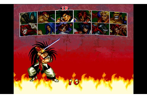 Play Samurai Shodown III: Blades of Blood • Playstation 1 ...
