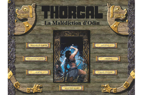 La malédiction d'Odin | Thorgal