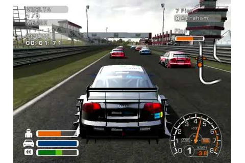 EVOLUTION GT gameplay pc - YouTube