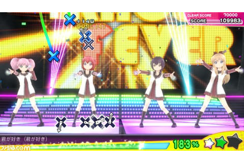 Project Diva-like Miracle Girls Festival announced for PS ...