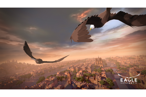 'Eagle Flight' is the craziest VR game - Business Insider