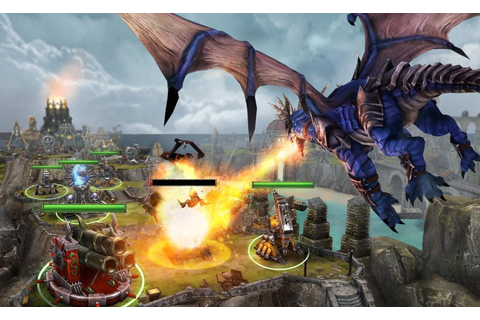 Pocket Gems Launches Ambitious Strategy Game War Dragons ...
