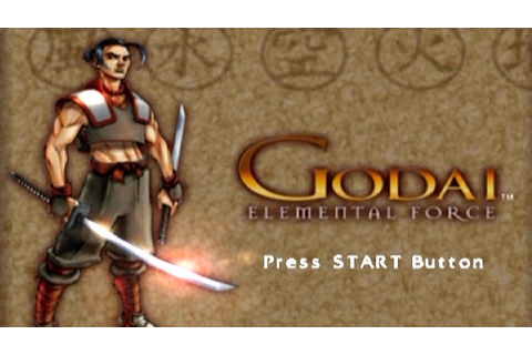 Godai: Elemental Force ... (PS2) - YouTube