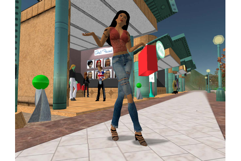 Second Life : Online Games Review Directory