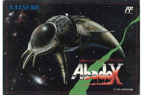 Abadox: The Deadly Inner War Details - LaunchBox Games ...