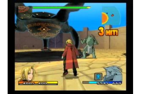 Fullmetal Alchemist 2: Curse of the Crimson Elixir (2004 ...