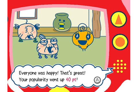 Tamagotchi Party On! (Wii) Screenshots