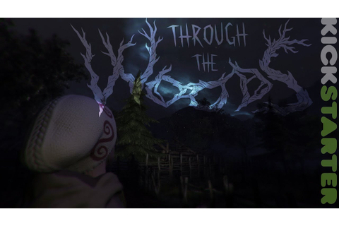 The Scariest game I've played so far! | Through The Woods ...