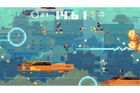Super Time Force now free on Xbox One with Games With Gold ...