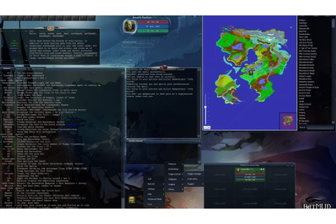 Give your GPU a break with BatMUD, a huge text-based MMO ...