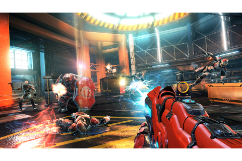 Shadowgun Legends is ready to blow minds on NVIDIA Shield ...