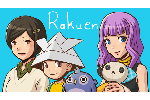 Rakuen - 2014 Trailer - YouTube