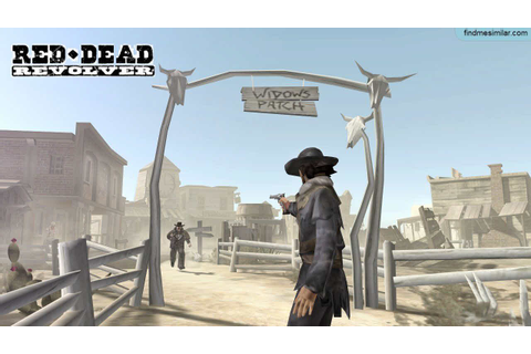 Games Like Red Dead Redemption: Wild West Adventures