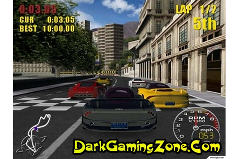 Supercar Street Challenge Game - Free Download Full ...