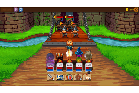 Knights of Pen & Paper 2 - Here Be Dragons [Steam CD Key ...