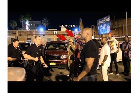 T.I., The Game Involved in Police Standoff After Insane ...