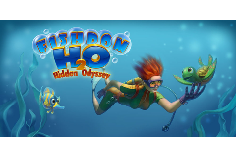 Fishdom H2O: Hidden Odyssey | Nintendo 3DS download ...