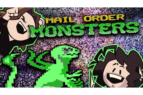 Mail Order Monsters - Game Grumps - YouTube