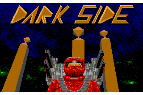 Dark Side (1989) by Incentive Software Amiga game