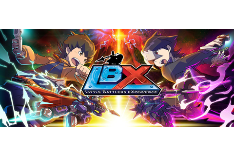LBX: Little Battlers eXperience - Boxart and details ...