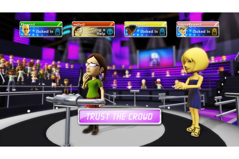 That Time Microsoft Ran A Live Game Show On Xbox 360