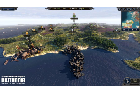 Buy Total War Saga Thrones of Britannia, TWS - MMOGA