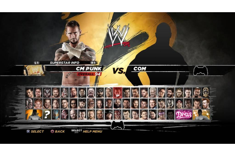 Download WWE 12 Highly Compressed Game | Download Free PC ...