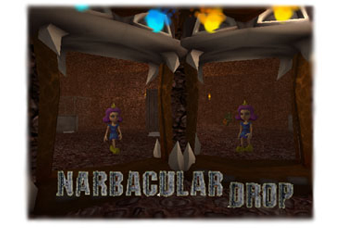 Greg – Narbacular Drop Team