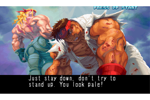 Street Fighter III: New Generation Screenshots for Arcade ...