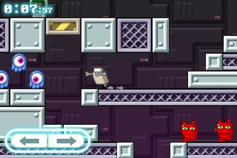 Robot wants kitty iPhone game - free. Download ipa for ...