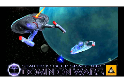 Star Trek Deep Space Nine Dominion Wars Ingame Tracks 3 ...