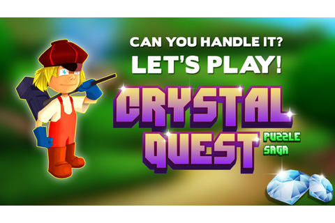 Crystal Quest APK Download - Free Puzzle GAME for Android ...