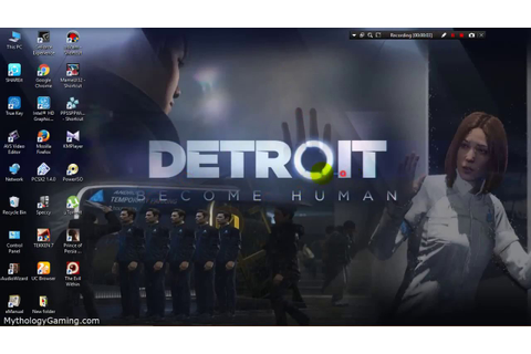 How to download Detroit: Become Human Game for PC - YouTube
