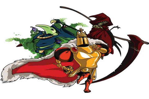 Shovel Knight's King Knight DLC Will Make Its Royal Debut ...