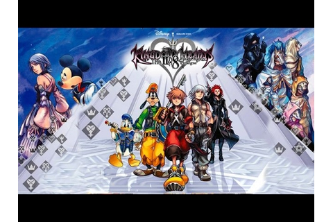 Kingdom Hearts HD 2.8 Final Chapter Prologue - Video Game ...